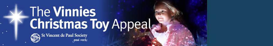 Vinnies Christmas Toy Appeal - RACQ